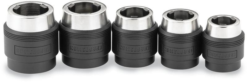 Craftsman Extreme Grip™ 5-pc. socket set