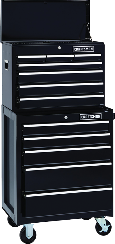 Craftsman® 12-drawer heavy-duty tool storage combo